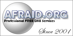 Support Dynamic DNS Service - afraid.org