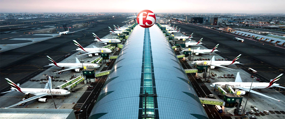 F5 Networks - Authorized Partner Abu Dhabi UAE